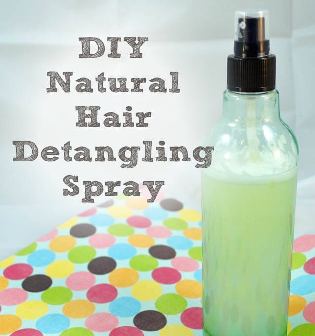 Really simple recipe that Will detangle your hair softly and leave them smooth and shiny ✨