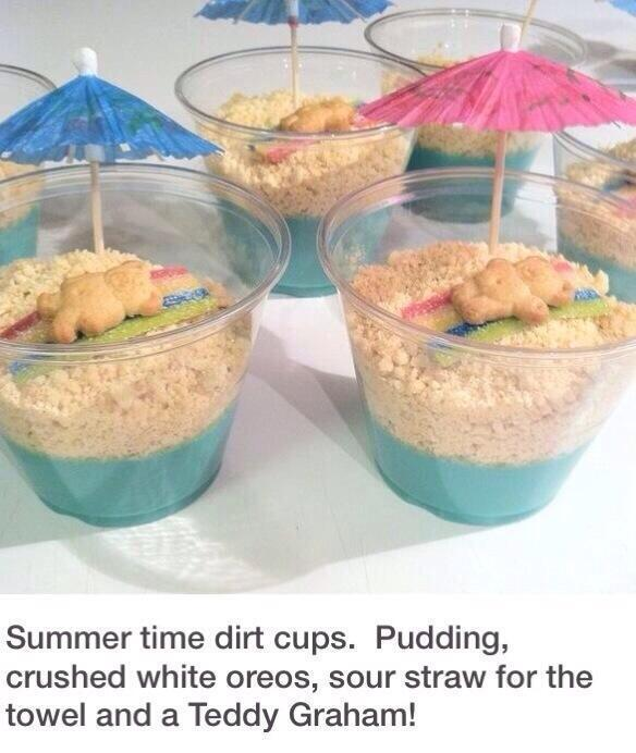 Summer Time Dirt Cups is a must have recipe for the summer. They are amazing!
