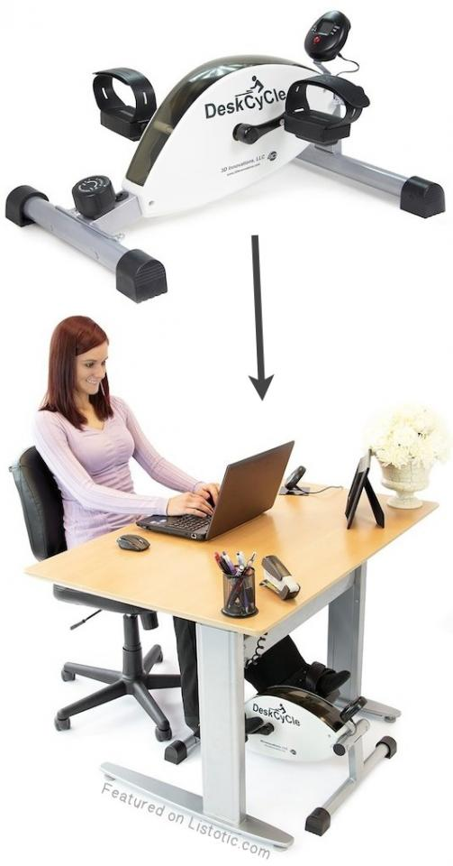 2. Cycle At Your Desk