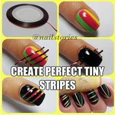 How to make the CUTEST nails. 💅🏼