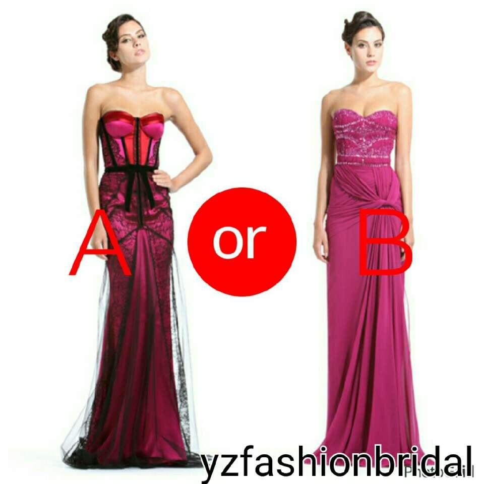 Enter to Win A free dresses! yzfashionbridal.com