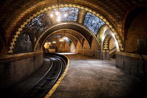 City Hall Station, NYC