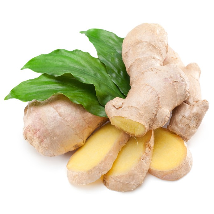 As soon as you feel the signs of a headache, drink ginger tea.