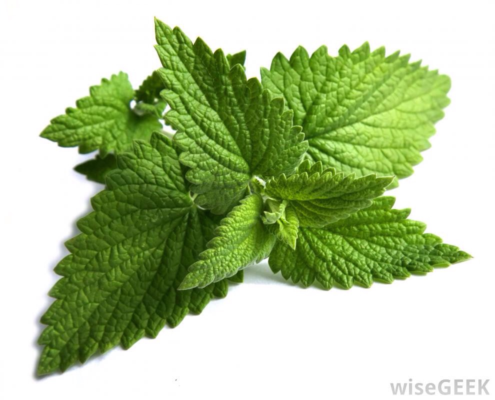 Try a peppermint scented soap or place a few drops of essential oil on your wrist when you first wake up.
