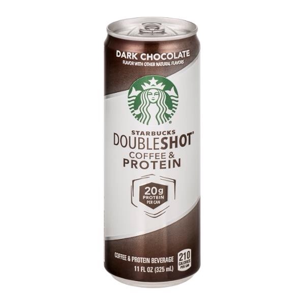 Doubleshot dark chocolate