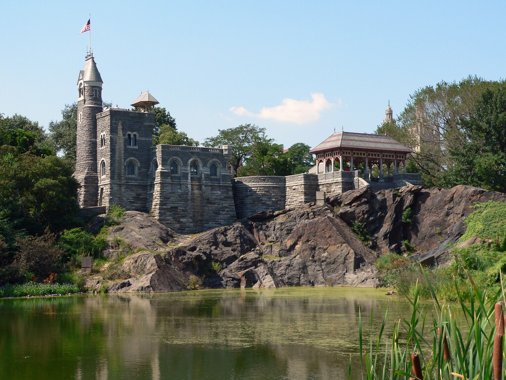 Belverde Castle, NYC Central Park