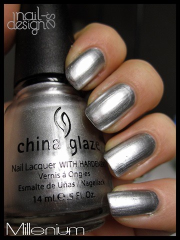 Use a metallic silver nail polish and put over the text and let dry for 10-15 mins (only do a thin coat just enough to so its covered)