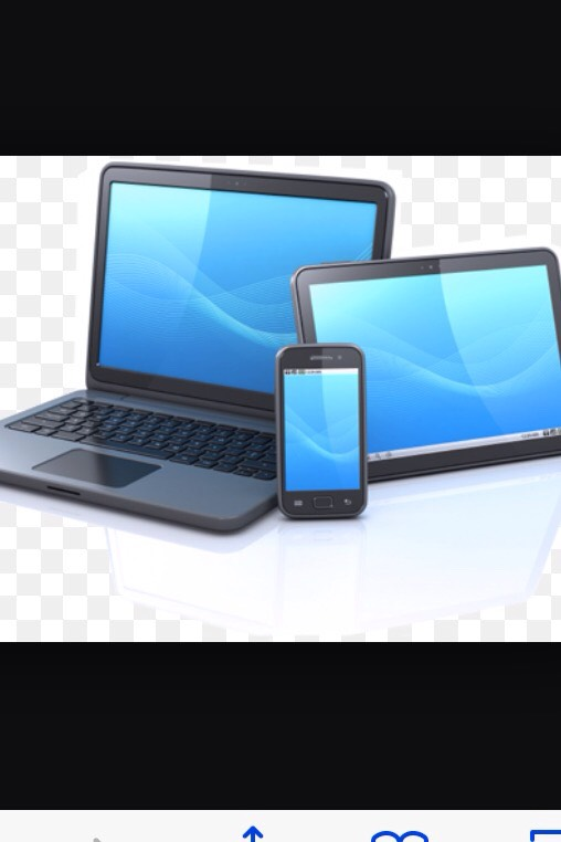 Get them a laptop,phone,or tablet