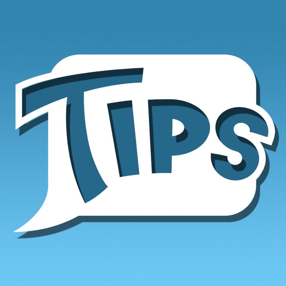 Look at random things on tips for trusper!