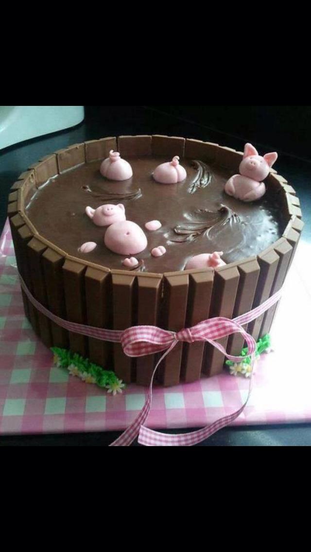 Cute Cakes For Little Girls Birthdays By Kim Fulton