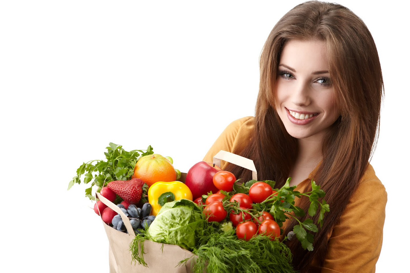 Vegetables also have a lot of water, so they help get rid of excess water weight. Because vegetables are high in volume but low in calories, eating them will help you feel full faster while consuming less calories overall.