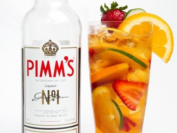 PERFECT PIMM'S CUP