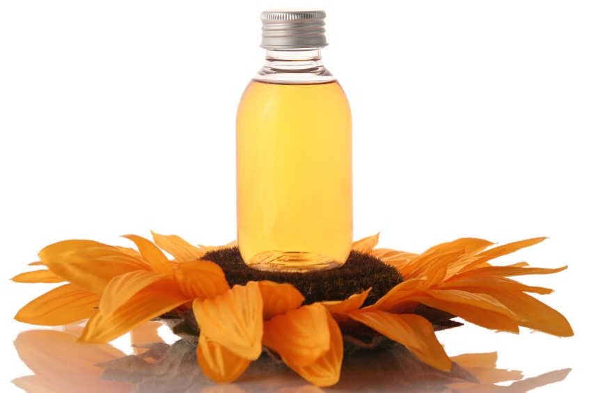 10. For a little rubdown: Many store-bought massage oils have either coconut or jojoba oil as their base. Cut out the middleman and go straight to the bottle. It's slippery, skin-friendly, and moisturizing, too.