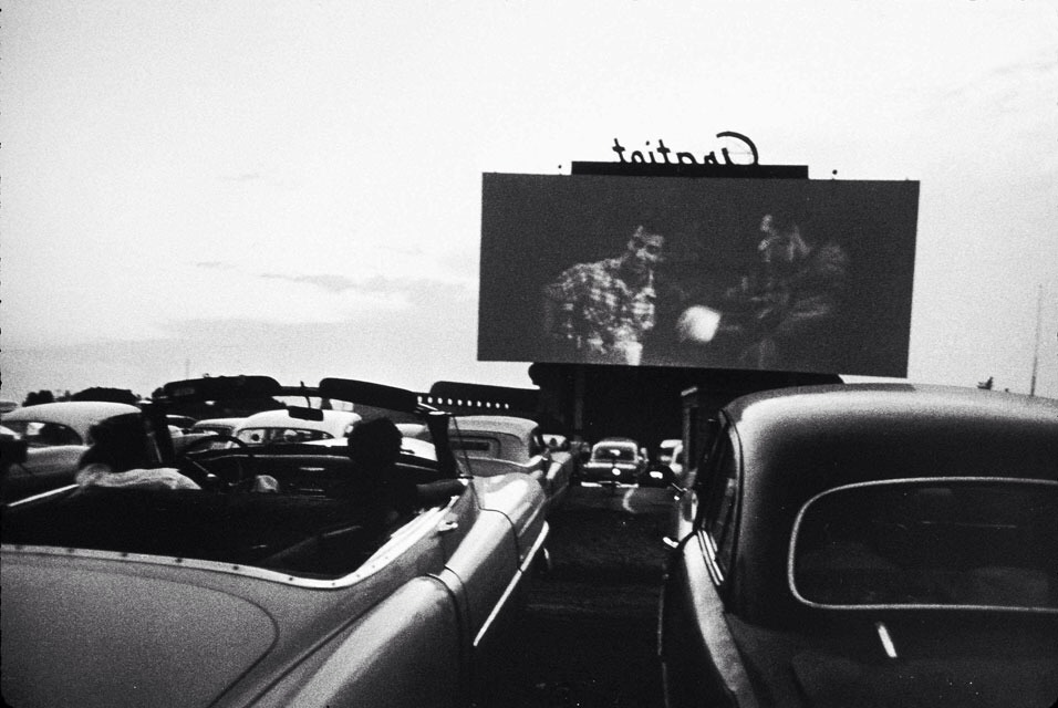 2. Drive in movie. Find out if you live near a drive in movie theater! Great for dates!