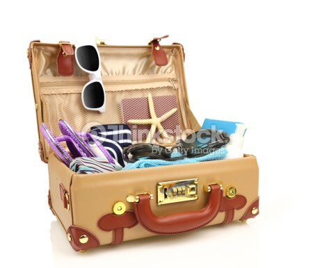 Suitcase: -try bring my the least amount of stuff as possible -pack heaviest stuff on bottom -place breakable stuff in a sock -put all liquids in a separate bag