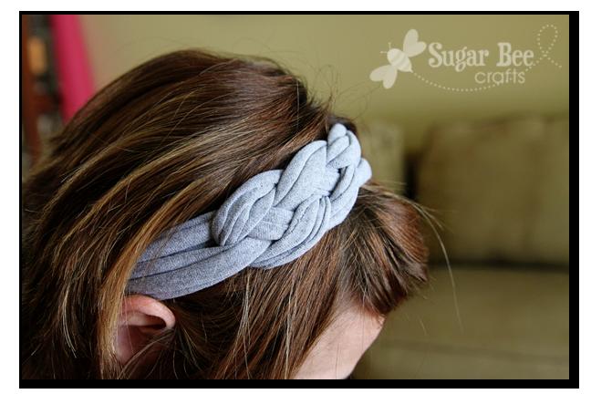 cloth knot headbands