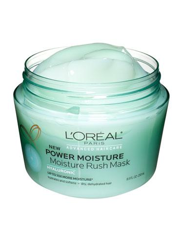 This is a wonderful mask to help moisturise and hydrate your hair . you can find this at superstore for $5.00, you put it in your hair after you shampoo for 3-5 mins. really makes a big difference on soft hair.