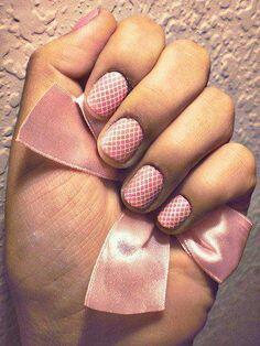 Super simple way to spice up ordinary nail polish!