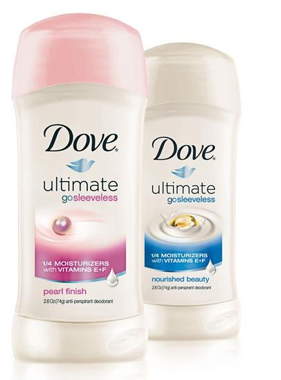 Finally, use a moisturizing deodorant. I suggest Dove Go Sleeveless.