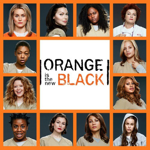 Orange is the New Black is one of the most popular shows on Netflix. It's about an almost married woman who goes to jail from a crime she committed years ago before she met him.The show doesn't focus on just one person, you learn about the other inmates and their backstories.