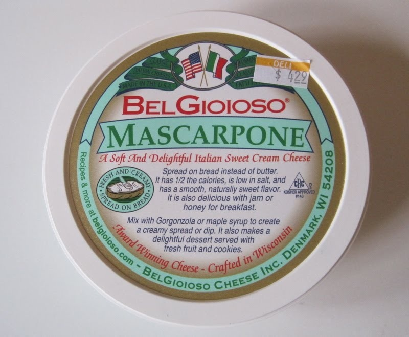 Mascarpone is a Italian cheese. It's made of lime juice and heavy cream.