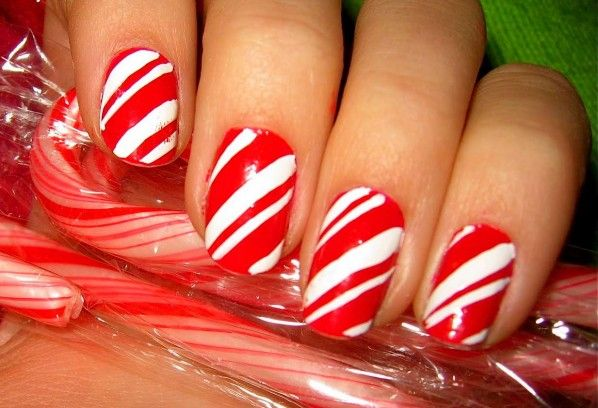 Easy christmas nail art designs for short nails best nails 2018 nail art marvelous easy designs for short nails image embed musely prinsesfo Images