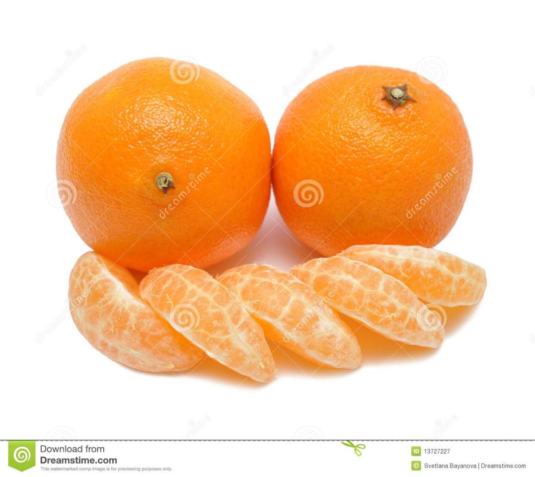 #6 Mandarins 😻