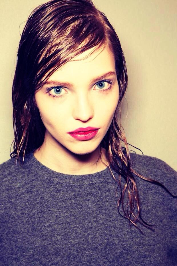 Make sure ur hair is wet or damp