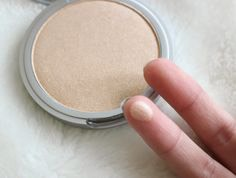 """""""[While] some people also apply highlighter to the forehead + down the nose - you have to be very careful applying it there[especially if it has a shimmer finish] as it can sometimes look oily."""" -Sheri"""
