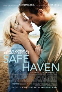 2.) safe haven. It made me realize that everybody has a story and want to start fresh and in the end things turn out okay.