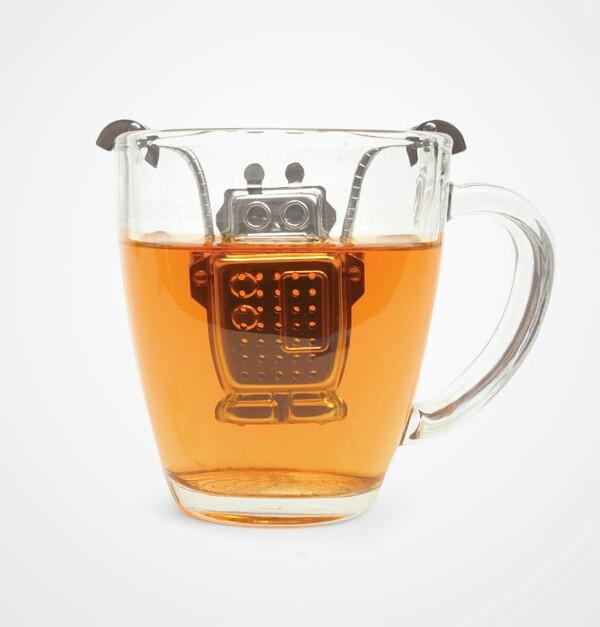 Robot Tea Infuser!