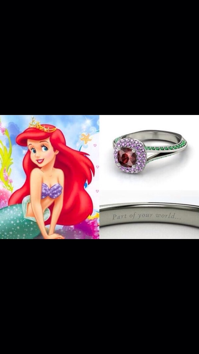 "Ariel- ""Part of your world..."""