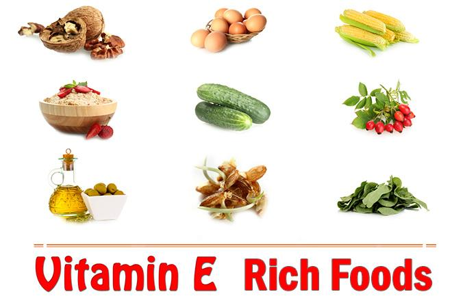 Vitamin E:his vitamin helps in building up the skin, because of its mois turising properties. Our skin tends to become flaky during this season; hence the intake of this vitamin is crucial.  Where it can be found: Meat and fish as well as vegetables like spinach, broccoli, etc.
