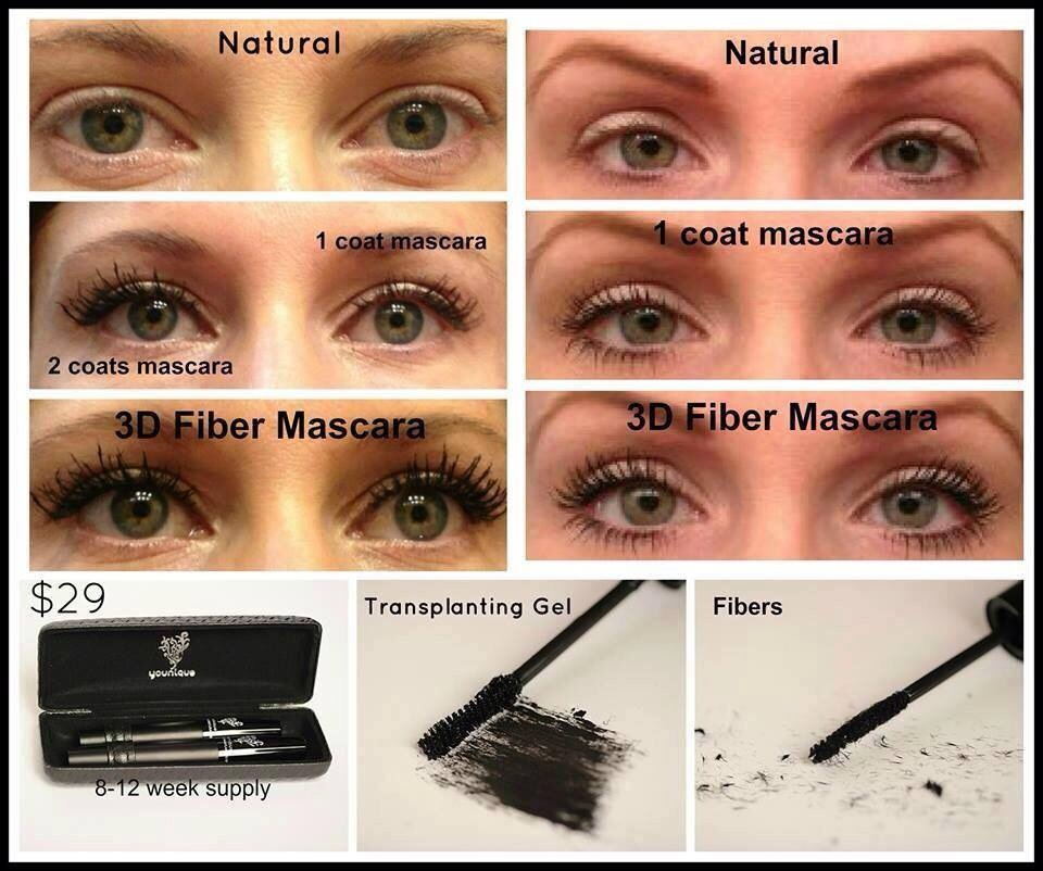 Stop destroying your lashes with extensions , you can have that look in 3 steps!