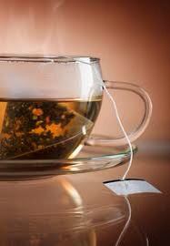 Take some warm water and place tea bags inside until the water is almost black