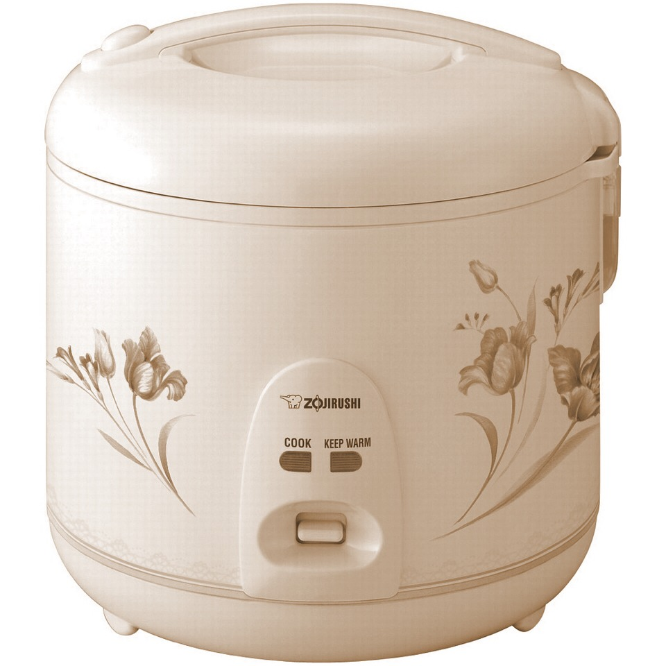 Press the button on the rice cooker to cook. It all depends on your rice cooker. You could cook it in a non stick pan but you have have to occasionally watch it so it does not burn. Most importantly DO NOT OPEN THE LID IN WHATEVER WAY YOU ARE COOKING IT