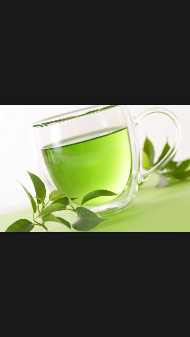 Tea is a must have for losing weight.