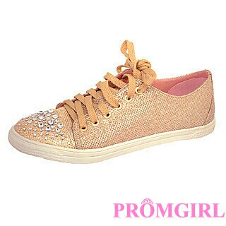 Sequin Tennis Shoes- Great For Graduation