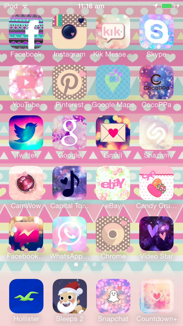 Design Your Homescreen To Fit YOUR Style With CocoPPa