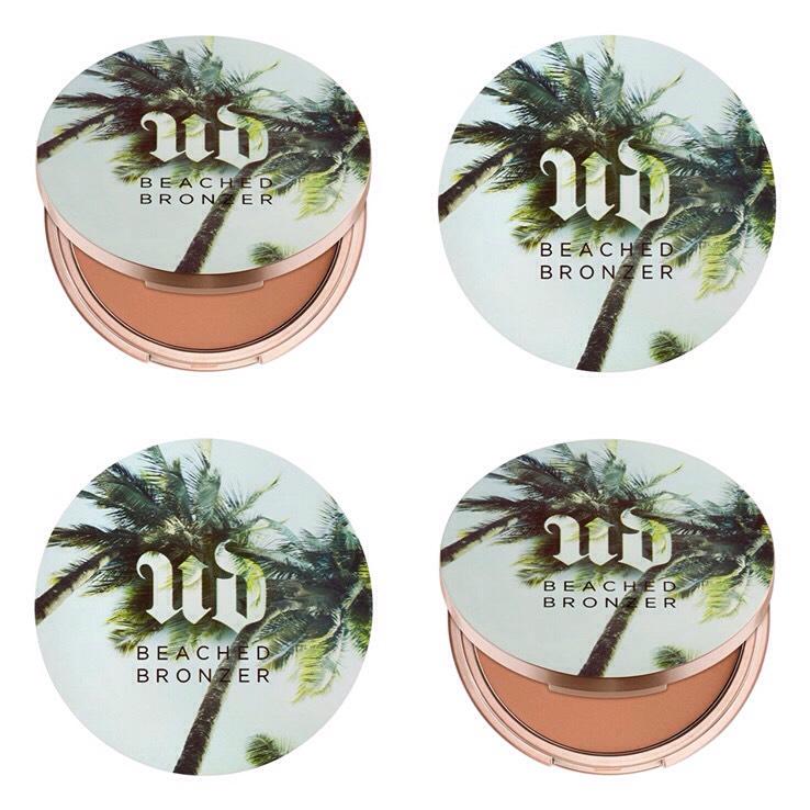 Urban Decay Beached Bronzer |$28  SHADES |Sun-kissed (matte light-medium bronzer),Bronzed (matte medium-dark bronzer)