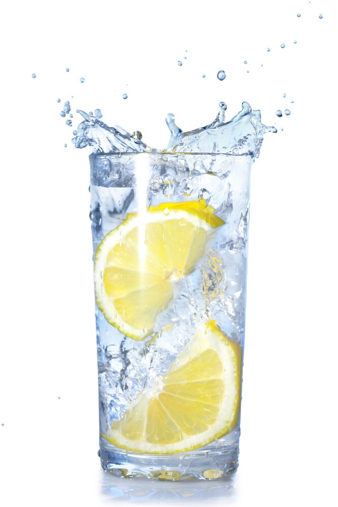 """The """"lemon with water"""" drink does aid with weight loss, however you can't expect to drink this day and night, still eat junk, not workout but still loose weight!  In order to loose weight you need to cut out junk shrink your portions and exercise in moderation."""