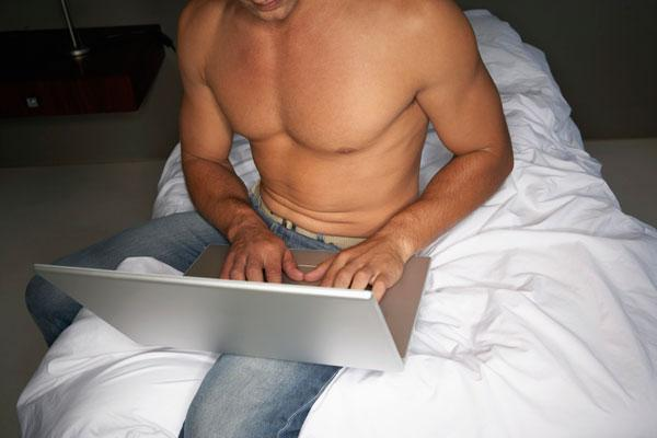 7. Literally anything about our porn habits.  This stuff is private. I've heard stories about some of the porn that can exist on the fringes of the internet, and it has filled me with fear. Treat internet histories as confidential, for your sake as well as his.