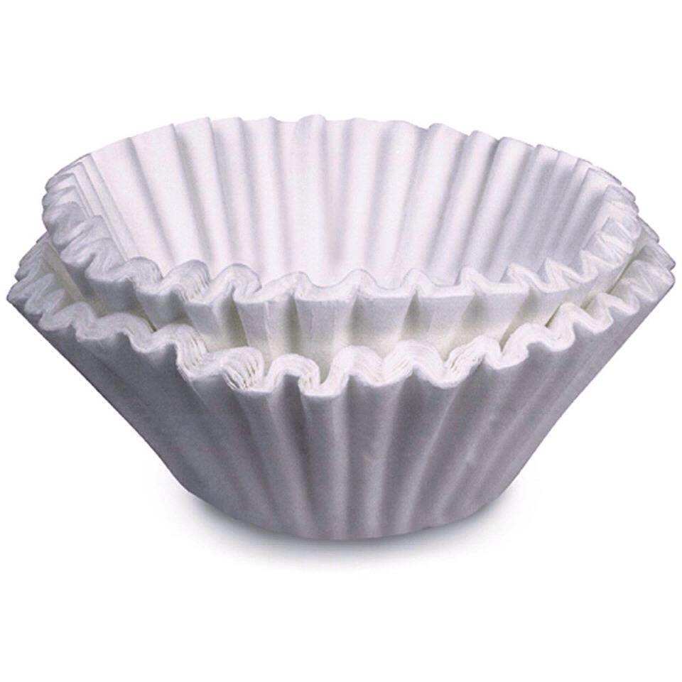 Use coffee filters to clean glass and mirrors. It's cheap and leaves no streaks.