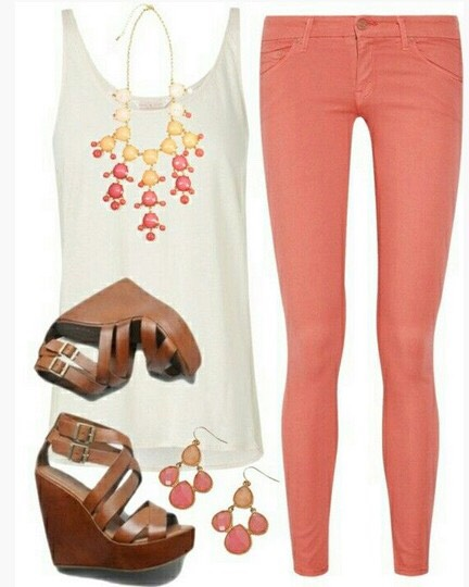 Coral is the perfect color for spring