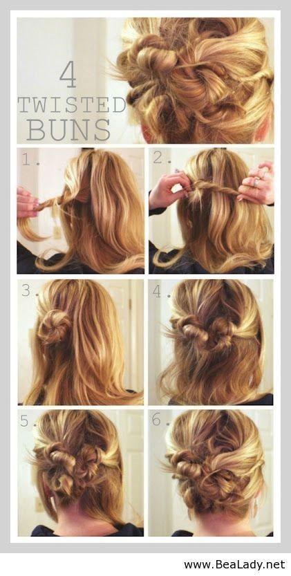 Hair: Option 3