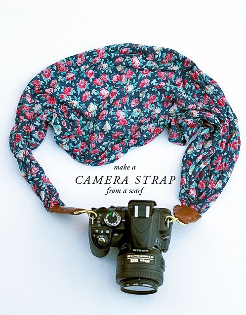 Keep your camera securewith style!