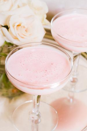 Pin It   You and your girlfriends will adore this classic and sweet Charleston Pink Lady cocktail! This pretty pink drink is equal parts girly as it is sophisticated which is a perfect mix for any lovely lady celebrating Valentine's Day—single or taken!