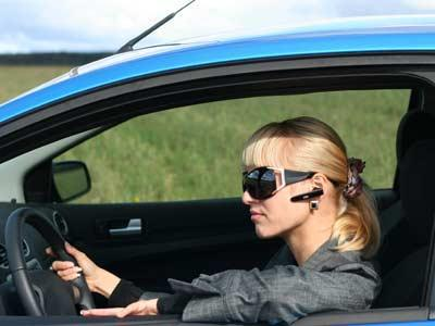 1. Catch-up with friends and family. Make sure to use a hands free device!