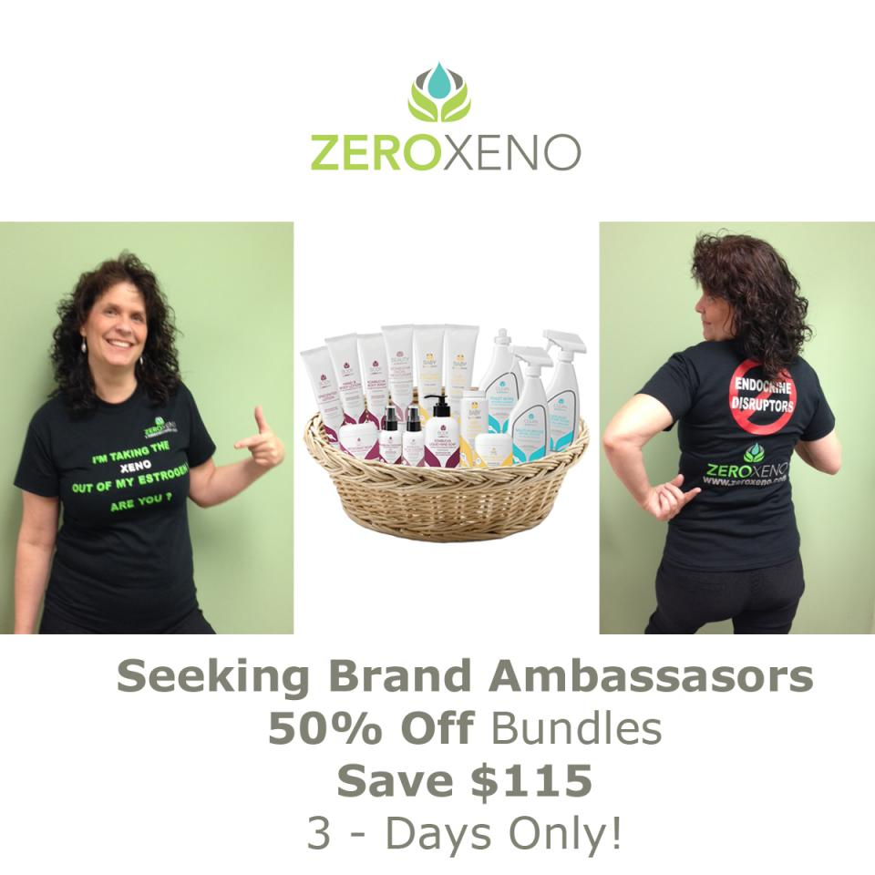 Receive a FREE gift with a purchase of a Bundle!   https://www.zeroxeno.com/products/brand-ambassador