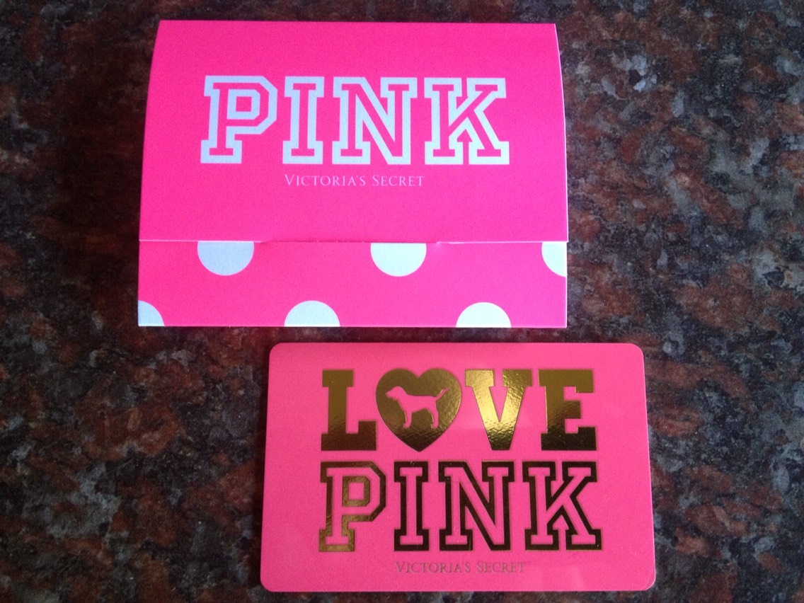 After you finish the steps. YOU WILL EARN ENOUGH PIONTS TO EARN THESE FREE GIFT CARD OF VICTORIA SECRET.TO GET MORE GIFT CARDS YOU ONLY EARN PIONTS AND GET ANY GIFT CARD YOU WANT SIMPLE AND EASY!!!